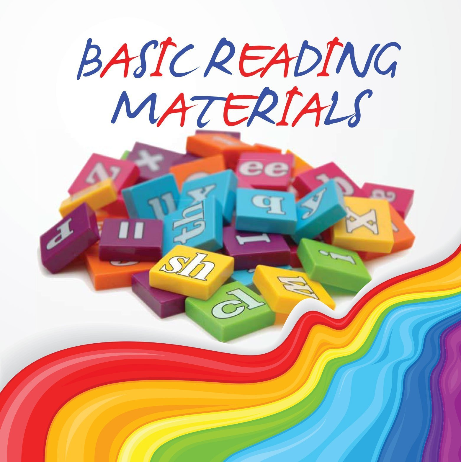 Basic Reading Materials CD Cover