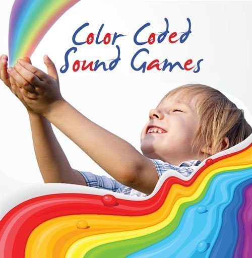 Color Coded Sound Games CD Cover