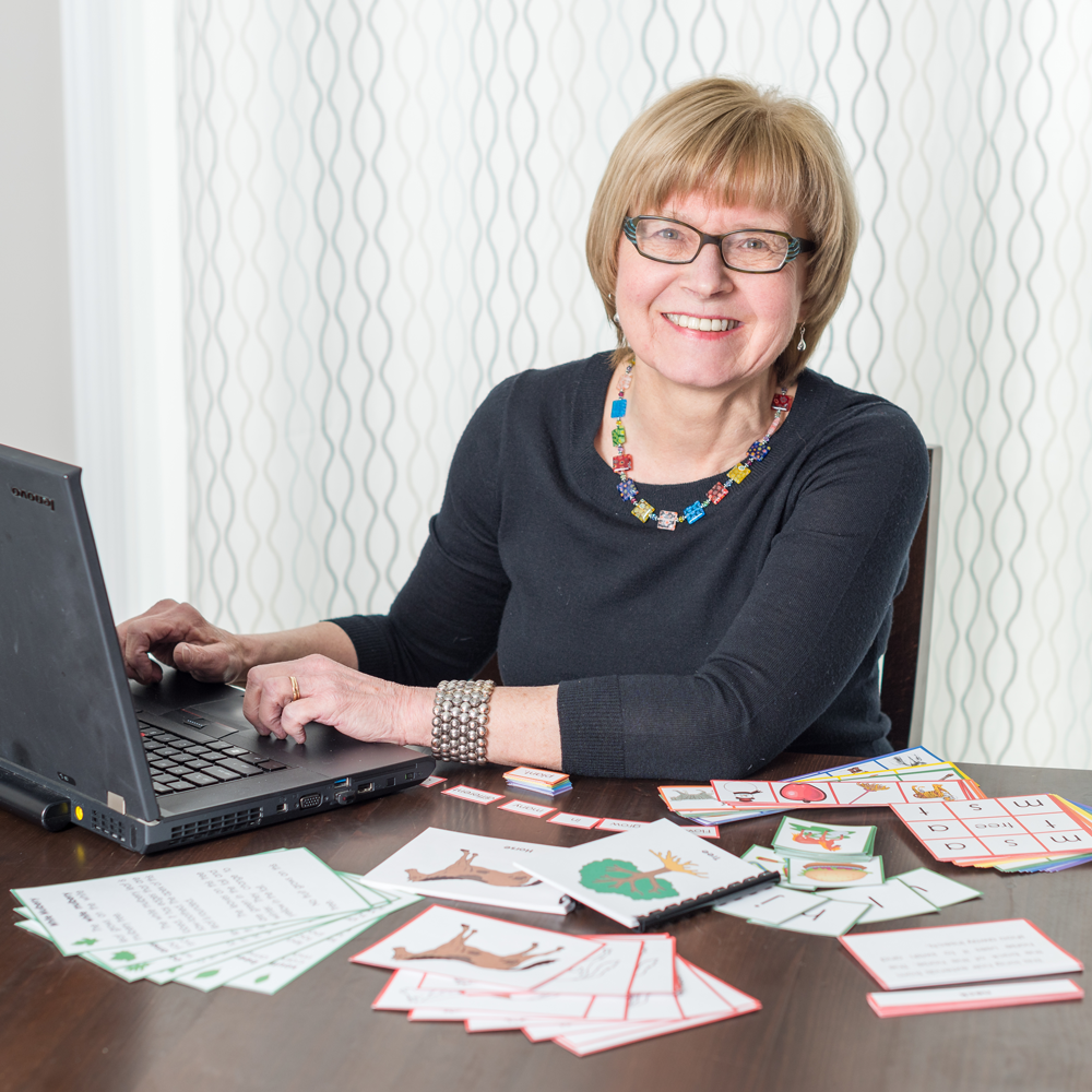 Cathie Perolman of Cathie Perolman Educational Materials
