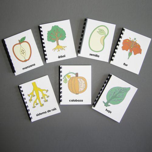 Spanish All Booklets Botany