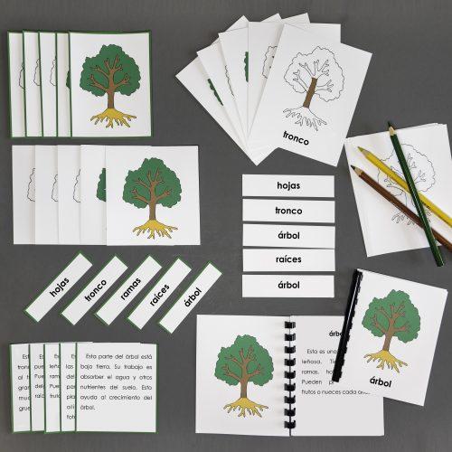 Spanish Tree Complete Set