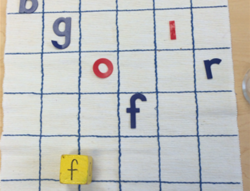 The Letter Race Game: Another Fun Way to Learn Letter Sounds
